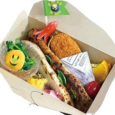 Pizza lunch BOX  ピッツァ ランチボックス
