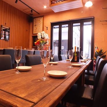 ワインと洋風惣菜 Coto Coto コトコトの雰囲気1