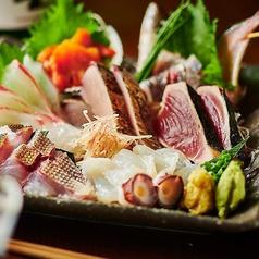 さかなや魚希のおすすめ料理1