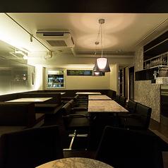 マーサーカフェ 恵比寿 MERCER CAFE EBISの雰囲気1