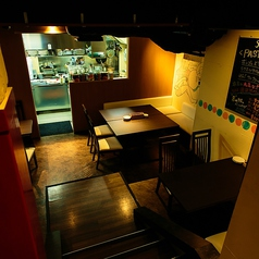 Meat&Oyster Kairi カイリ 渋谷マークシティ店の雰囲気1