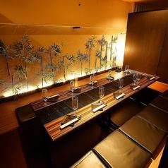 最大10名様までOK!会社の部署やチームなどの小宴会におすすめ♪富山駅前でくつろぎながらお食事を楽しみたいなら、ぜひ鍛冶二丁へ!単品飲み放題もOK!