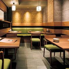 牛寿司 牛たん料理 牛味蔵 横浜スカイビル店の雰囲気1