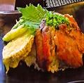 料理メニュー写真とちぎ和牛のステーキ丼