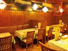 インド料理 ドルーガの雰囲気1