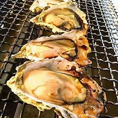 牡蠣小屋・肉小屋 大島通線の写真
