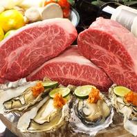 3大名物!堀口海産牡蠣・鳥取の大山鶏・世羅みのり牛