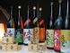 信州地酒を中心に日本酒を揃えました。