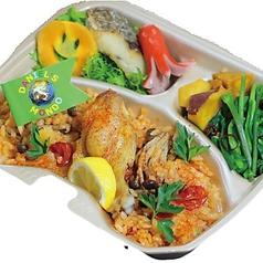 Tiella lunch BOX  ティエッラ ランチボックス