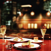 ご予算に応じて、60名様前後の貸切にごり用意いただけます。宴会・パーティーに最適なパーティープランもご用意しております。景色の良い落ち着いた店内で、おいしいお食事と共に素敵なお時間をお過ごしください。