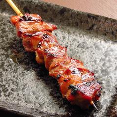 料理メニュー写真和豚ハラミ