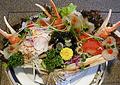 料理メニュー写真シーフードサラダ (約2人前)