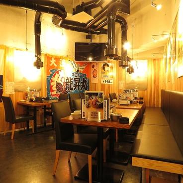 北海道産直酒場 えりも町雅屋 原宿駅前店の雰囲気1