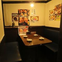 元祖麻婆豆腐 永福店の雰囲気1