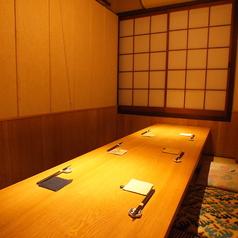 8名様の完全個室