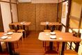 客席のみの2Fフロアは最大25名宴会対応可能。15名~貸切宴会可能です。