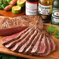 料理メニュー写真◆国産牛肉の自家製ローストビーフ◆