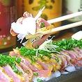 新鮮で良質な料理にこだわっているからこそお客様にご提供できるたたき料理☆お肉以外にも新鮮なお魚を使用したお造りも1280円からご提供しております。東梅田駅徒歩5分 居酒屋 陽菜喰 (ひなた) 梅田東通り店をこの機会に是非ご利用ください♪♪
