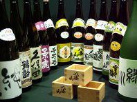 新潟の地酒が豊富