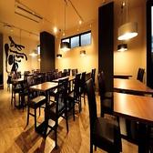 美味亭 上野の雰囲気2
