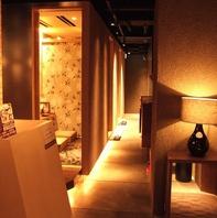 【札幌駅1分☆】雰囲気自慢の個室は2~48名様迄可能
