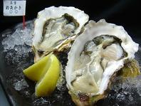 三重県認定「牡蠣」産直