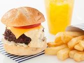 コロッケバーガーオアシス Korokke Burger OASIS 江坂・西中島・新大阪・十三のグルメ
