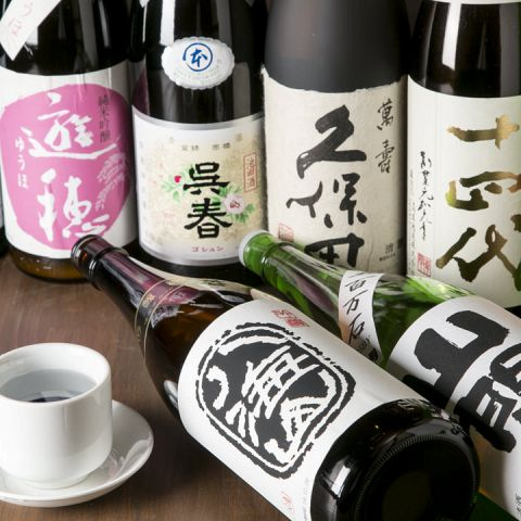 日本酒・焼酎が豊富な羅豚ですが、女性に嬉しい果実酒やサワーもございます。極上の神戸牛ポークしゃぶしゃぶとご一緒に。