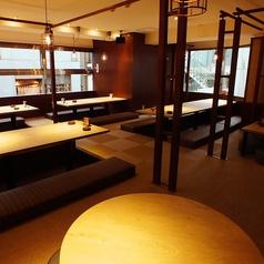 Oriental Market&Bistro NIJYU-MARU にじゅうまる 二子玉川店の雰囲気1