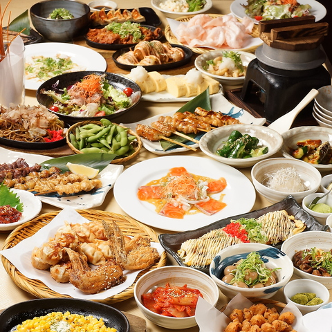 完全個室 肉と海鮮と鍋料理 食べ飲み放題 居酒屋 京ほのか 三条木屋町店|店舗イメージ12