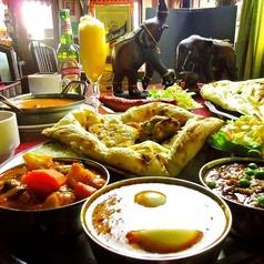 インド料理 Vicky 天台本店の写真