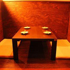 4名テーブル席♪