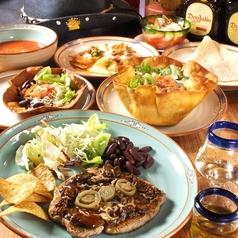 TEX-MEX Dining Bar El Cafe del pueblo pequeno エルカフェの写真