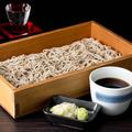 料理メニュー写真北海道産石臼挽生蕎麦