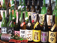 全国の日本酒入荷!!