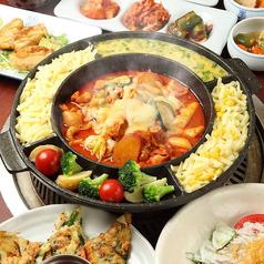 韓食ダイニング ビストログー 南草津店のコース写真