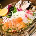 料理メニュー写真Lizarran西新宿名物のリザランカルパッチョ