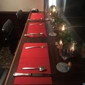 【カウンター席】大人の隠れ家で美味しいお食事を!お一人様からお気軽に!