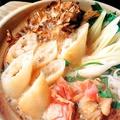 料理メニュー写真秋田名物!きりたんぽ鍋