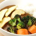 料理メニュー写真ごろごろ野菜のポークカレー