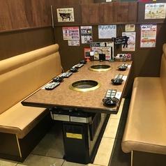 6名様までお座りいただけます。ご家族にもおすすめです☆ 長苗代駅周辺で美味しいお店をお探しでしたら是非、からし亭をご利用ください★女子会、誕生日会、新年会など各種ご宴会承ります!飲み放題付きコース3500円~◎32名様までOKのお座敷席でゆったり♪