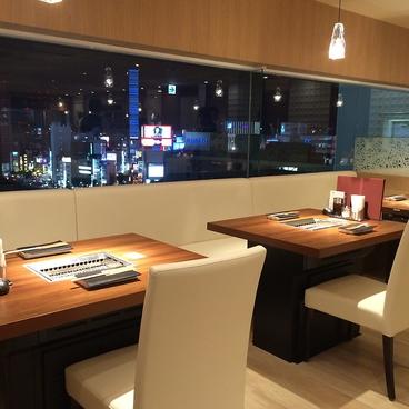 焼肉ダイニングGYUBEI 新宿ミロードの雰囲気1
