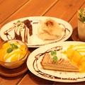 料理メニュー写真今日のデザート
