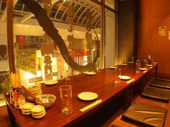 KUMAMOTO 鍋処 おいん家の雰囲気1