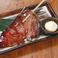 【北海道産】つぶ貝の醤油バター焼/いかの沖漬け一夜干し