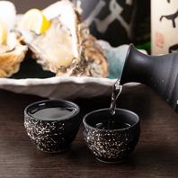獺祭や新政、十四代など豊富な日本酒
