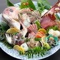 【おすすめPOINT1】九州の美味い魚をご堪能下さい。