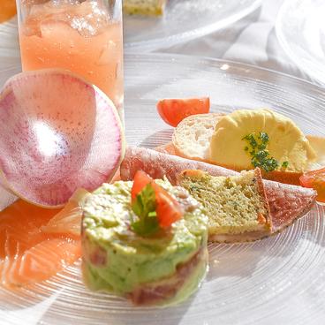 Restaurant Garden ハートンホテル西梅田のおすすめ料理1
