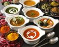 料理メニュー写真INDIAN CURRY各種