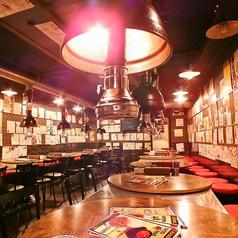ヒョンブ食堂 赤坂 兄夫食堂の雰囲気1